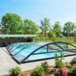 zwembaden in de tuin